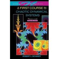 A First Course In Chaotic Dynamical Systems (Inbunden, 1992)