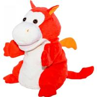 Bauer Hand Puppet Dragon