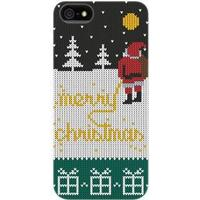 Flavr Ugly Xmas iPhone 5/5s/SE Color