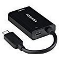 Toshiba USB C-HDMI M-F