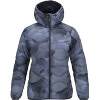 Peak Performance W Helium Hood Printed Jacket Pattern