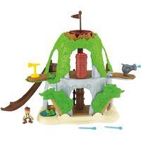 Fisher Price Disney Jake & the Never Land Pirates Jake's Magical Tiki Hideout