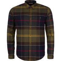 Barbour Green Johnny Shirt  - Size XXL