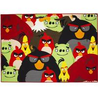 Associated Weaver Angry Birds, Matta, Group, 95 x 133 cm One Size