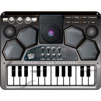 Play Musikmåtte inkl. mikrofon, 90 x 70 cm