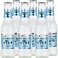 Fever-Tree - Mediterranean Tonic Water 6 stk.