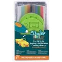 3Doodler Vehicle Kit - 3D tegner 006772