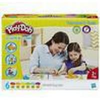 Play-Doh Shape & Learn Textures & Tools