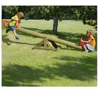 Nordic Play Wooden Seesaw