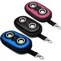iLuv transportabel mini-højttaler  Sort