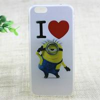 Iphone 6 / 6s skal - i love minions