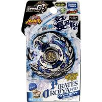 Beyblade ZERO-G BBG-08 PIRATES Orochi OROJYA Oroja SS08 SHOGUN STEEL