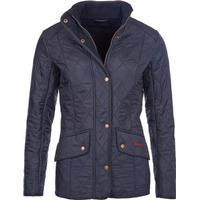 Barbour Cavalry Polarquilt Jacket Navy - (LQU0087NY91)