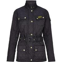 Barbour International Polarquilt Jacket - Black/Black