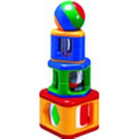 Tolo Stacking Activity Shapes 89420