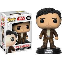 Funko Pop! Star Wars The Last Jedi Poe Dameron