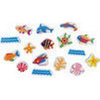 Tolo Sea World Bath Foam Stickers 50201
