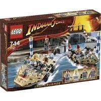 Lego Indiana Jones Kanaljakt i Venedig 7197