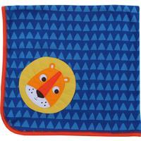Toby Tiger Lion Blanket