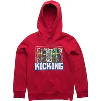 Lego Wear Saxton 709 Ninjago Sweatshirt - Red