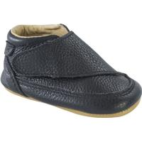 Melton Prewalker Cross Velcro Black