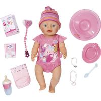 Zapf Baby Born Interaktiv Dukke