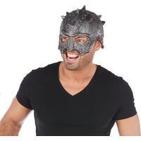 Smiffys Warrior Krieger Maske für Erwachsene