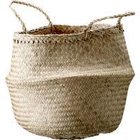 Bloomingville Seagrass Basket Kurve