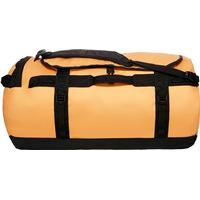 North Face Base Camp Duffel L resväska 24k Gold-TNF Black