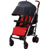 Basson Baby Aluminum Paraplyvagn Röd Barnvagn