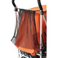 Basson Baby Shopping Väska till Barnvagn Svart