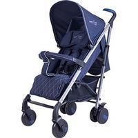 Basson Baby Pico Quiltad Barnvagn Blå