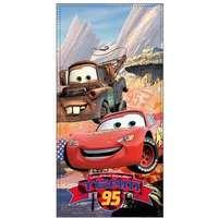 Disney Cars Bilar Blixten McQueen Handduk Badlakan 140 70cm ca918b2c485a2