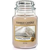 Yankee Candle Warm Cashmere 623g Doftljus