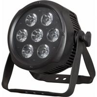 DMX RGB Led projektør - 90 Watt - 220V - IP65