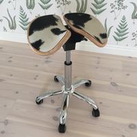 ErgoMax Delad (Twin) Design med delad sits