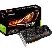 Gigabyte GeForce GTX 1070 G1 Gaming 8G (GV-N1070G1 GAMING-8GD Rev 2.0)