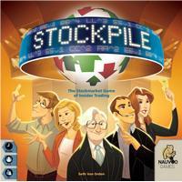 Nauvoo Games Stockpile (Engelska)
