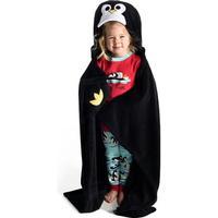 LazyOne Penguin Critter Fleece Blanket