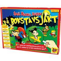 ALF Små Kloka Barn på Bokstavsjakt (Svenska)
