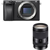 Sony Alpha 6300 + 18-200mm OSS
