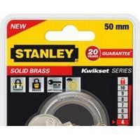 Stanley Kwikset 50mm