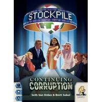 Nauvoo Games Stockpile: Continuing Corruption (Engelska)