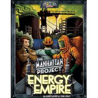 Minion Games The Manhattan Project: Energy Empire (Engelska)
