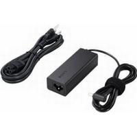 Sony VGP-AC10V10 - Strömadapter - för VAIO Duo 13 VAIO Pro SVP1121, SVP1122, SVP11223, SVP1321, SVP13218, SVP1322, SVP13229
