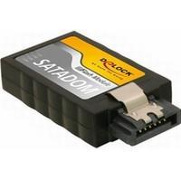 DeLOCK SATA Flash Module vertical - Solid state drive - 4 GB - intern - SATA 6Gb/s