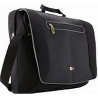 Case Logic 17 Laptop Messenger Bag - Notebook-väska - 17 - svart