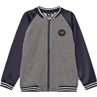 Hummel Frank Zip Jacket Blue Nights 104 cm