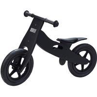 KREA - Wooden Balance Bike - Black (2055)