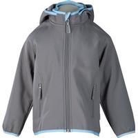 Mikk-Line Soft Shell Boy Jacket - Dark Grey